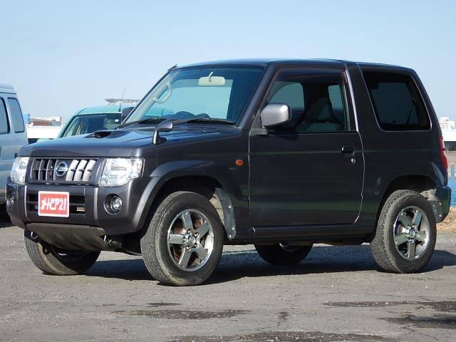 日産 RX ターボ 4WD 社外CD キーレス フォグ