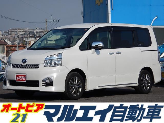 トヨタ ZS 煌III 両側電動 8型純正HDDナビ 社外リアモニタ