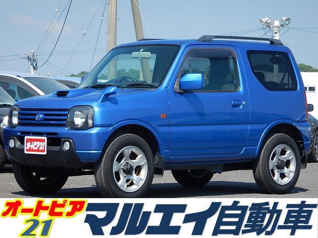 マツダ XC ターボ 4WD 社外CD ETC