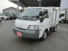 ボンゴトラック積載850kg 冷蔵冷凍車 東プレ−5℃