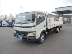 ダイナトラック積載3000KG−車載専用車 フラトップ