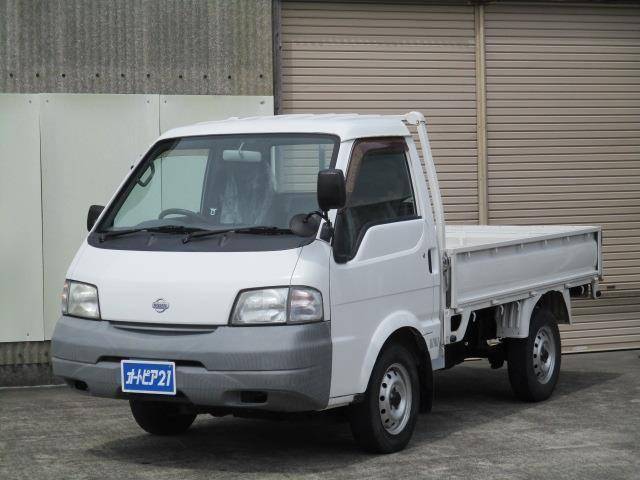 日産 0.85t-4WD