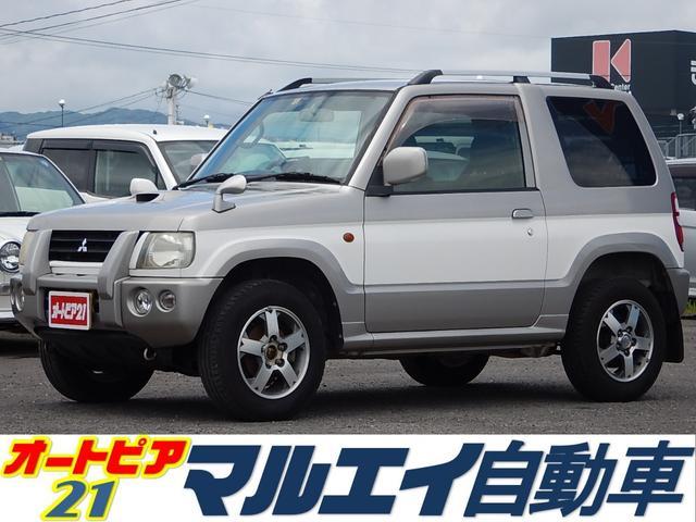 三菱 アニバーサリーリミテッドVR 4WD ターボ 社外DVDナビ
