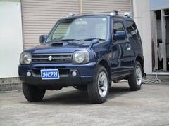 ジムニーワイルドウインド 4WD 5速ミッション