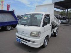 ハイゼットトラック4WD−PTO油圧式
