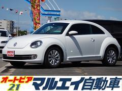 VW ザ・ビートルデザイン 純正CD ETC キーレス HID 純正AW