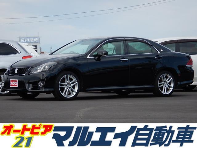 トヨタ 2.5アスリート アニバーサリーエディション 純正HDDナビ