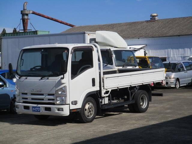 いすゞ 3トントラック 高床 ディーゼルターボ
