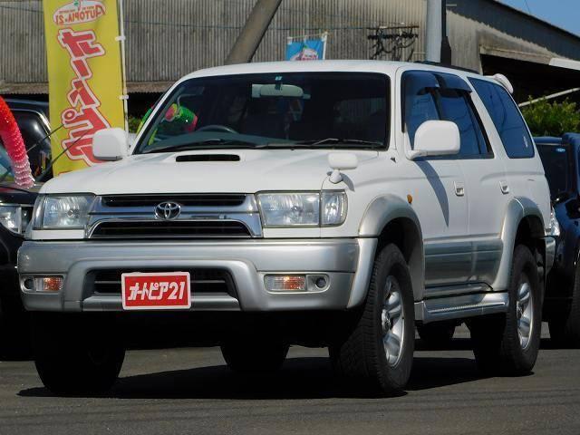 トヨタ SSR-X ディーゼル 4WD