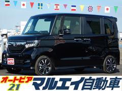 N BOXカスタムG・Lホンダセンシング 片側電動 Pスタート