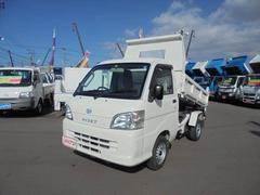 ハイゼットトラック4WD−多目的電動ダンプ