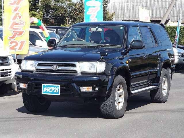 トヨタ SSR-X 4WDサンルーフETCキーレス純正アルミ