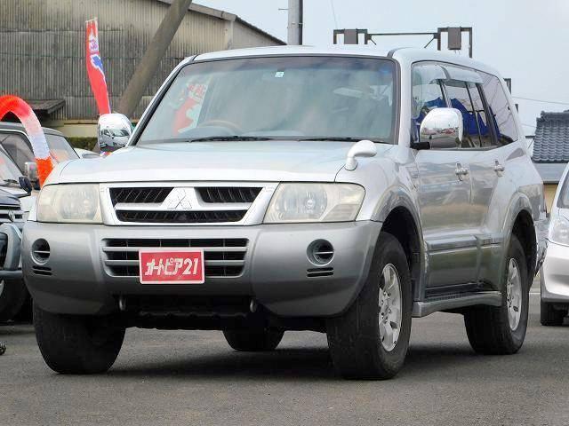 三菱 ロングエクシード7人乗4WD
