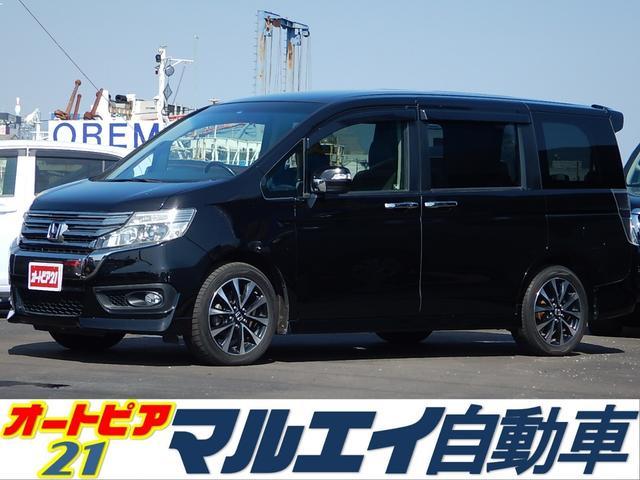 ホンダ Z クールスピリット インターナビセレクション 7人乗