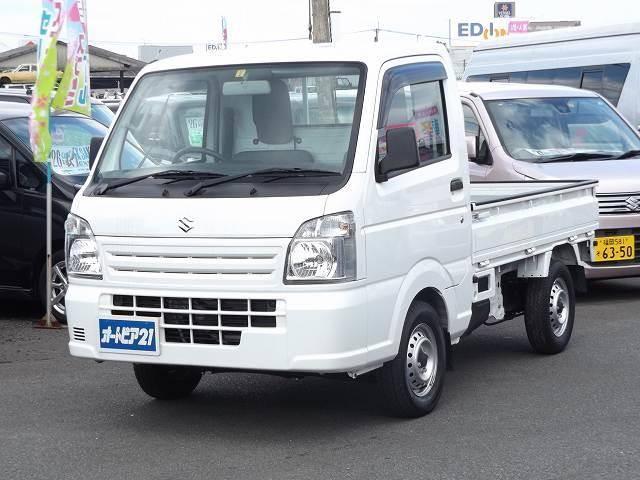 スズキ KC エアコン パワステ CD 4WD付