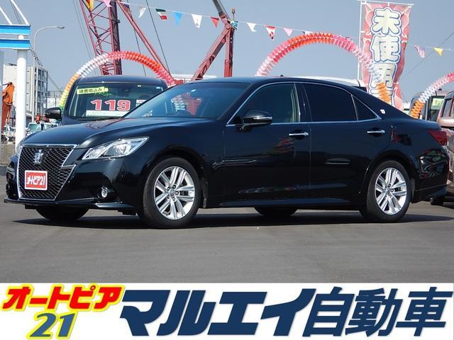 トヨタ 2.5アスリートS サンルーフ 純正HDDナビ Pスタート