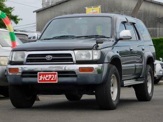 トヨタ SSR-V リミテッド