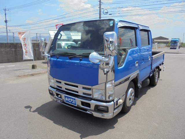 Photo of ISUZU ELF TRUCK DOUBLE CAB / used ISUZU