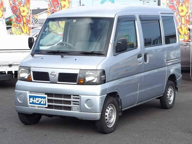 日産 GL エアコン パワステ パワーウインド 4WD