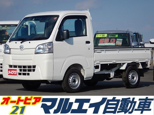ダイハツ ハイゼットトラック スタンダードSAIIIt 4WD 5速MT 荷台マット