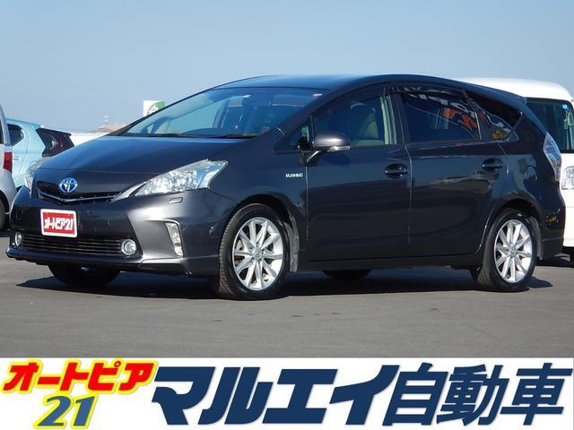 トヨタ Sツーリングセレクション 7人乗 純正ナビ 純正AW