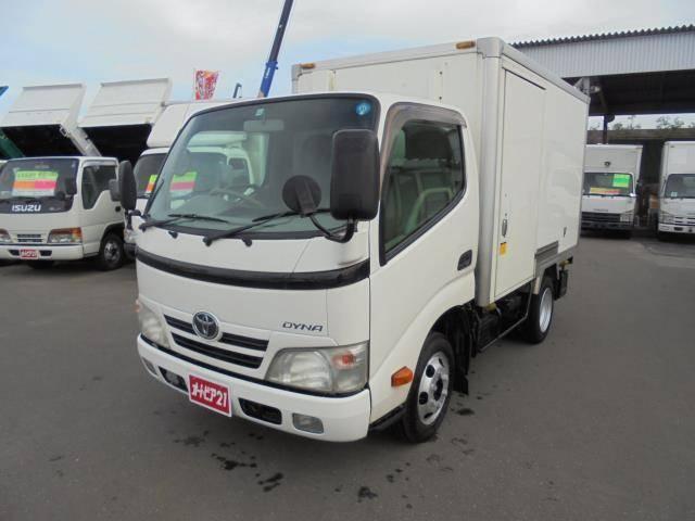 トヨタ ダイナトラック 積載1400kg-冷蔵冷凍車 -7℃-1WAY