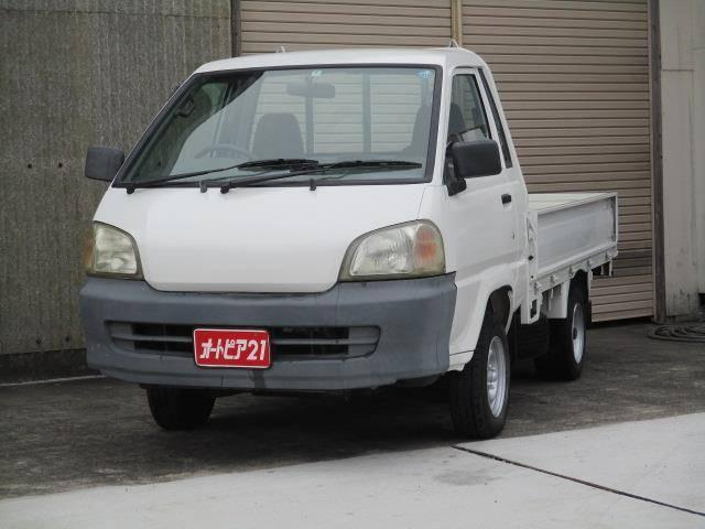 トヨタ 1.8 DX 低床三方開トラック750キロ積