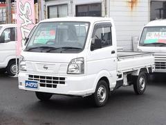NT100クリッパートラックDX エアコン パワステ 4WD ワンオーナー