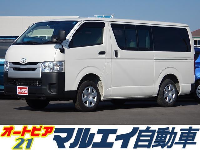 トヨタ ロングDX 6人乗 ディーゼルターボ キーレス プリクラ