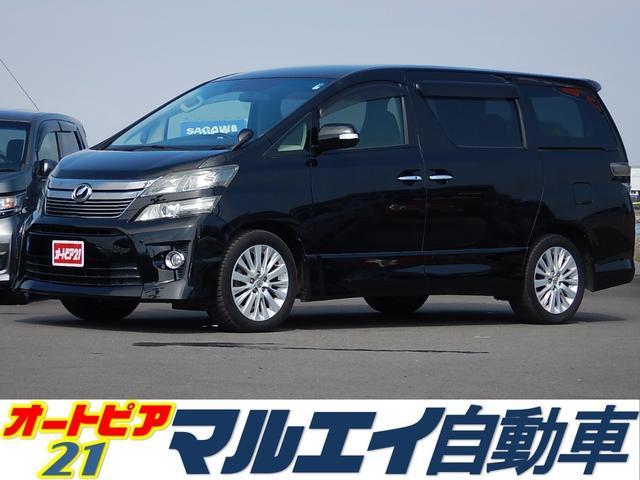 トヨタ 2.4Z 7人乗 両側電動 純正ナビ 純正リアモニター
