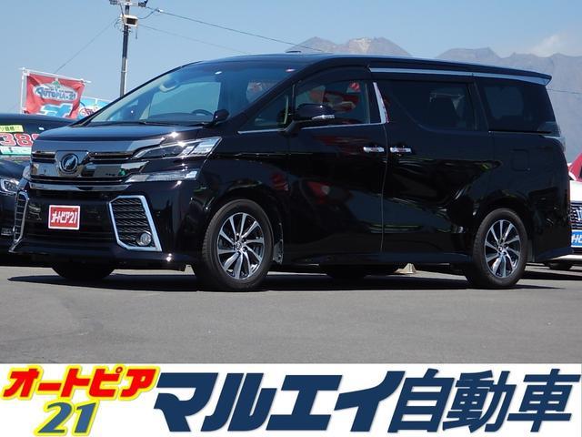 トヨタ Z Aエディション 7人乗 ムーンルーフ 社外ナビ Rモニタ