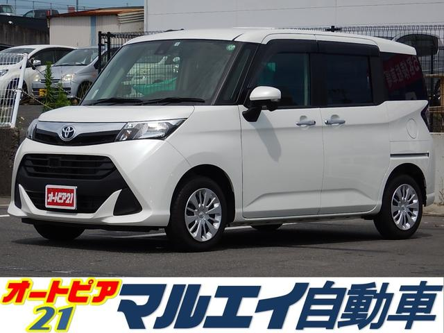 トヨタ タンク G S 両側電動 純正ナビ Pスタート 前席シートヒーター