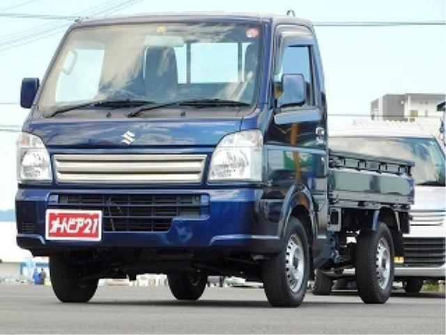スズキ KCスペシャル 4WD 三方開 5速ミッション フル装備