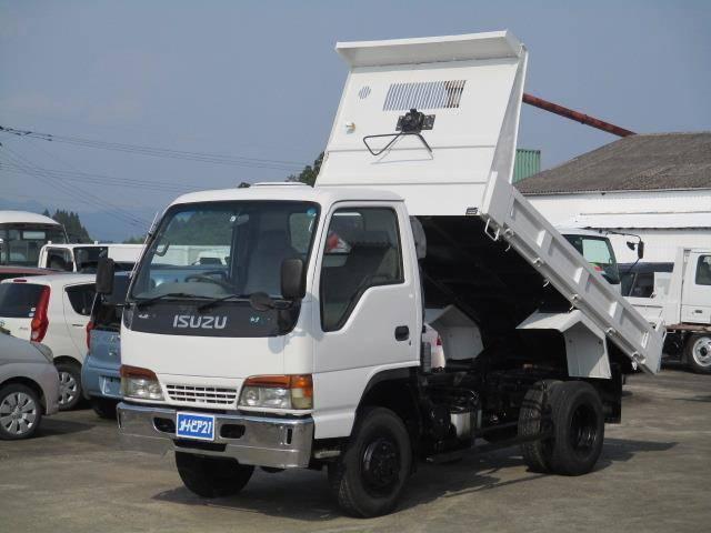 いすゞ エルフトラック セキサイ2t-コウショウ4WD