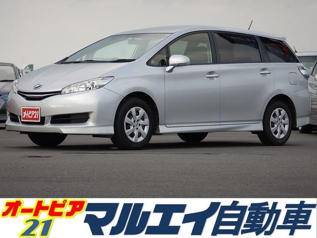 トヨタ ウィッシュ 1.8X 純正ナビ CD ETC キーレス 横滑り防止