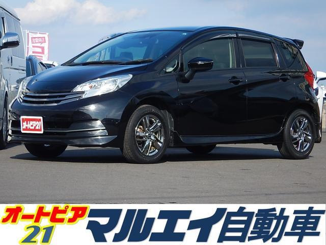 ノート(日産) ライダー ブラックライン Vセレクション+セーフティ 中古車画像