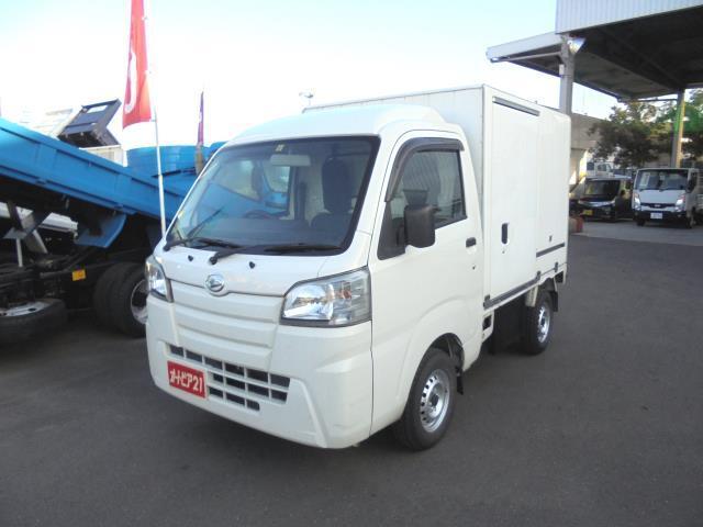 ダイハツ  冷蔵冷凍車 1Way -7℃冷凍機搭載 ワンオーナー車