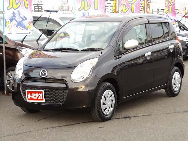 マツダ キャロルエコ ECO-X ナビ 地デジ エコアイドリング スマートキー ABS付