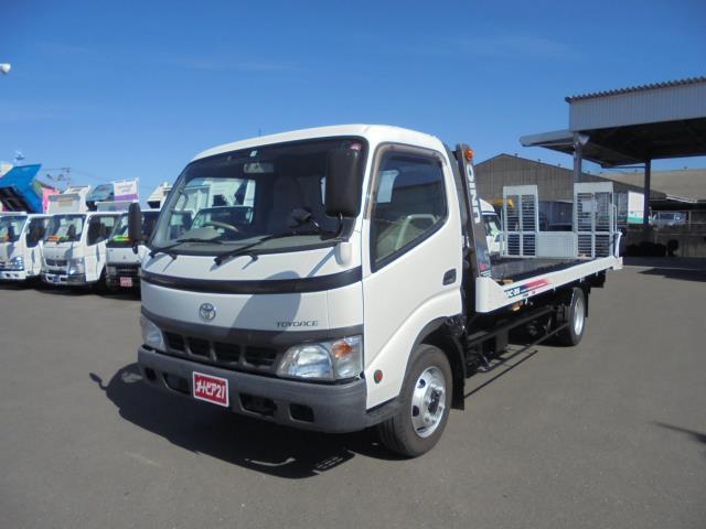 トヨタ  積載2900kg 車載専用車 ラジコン付き