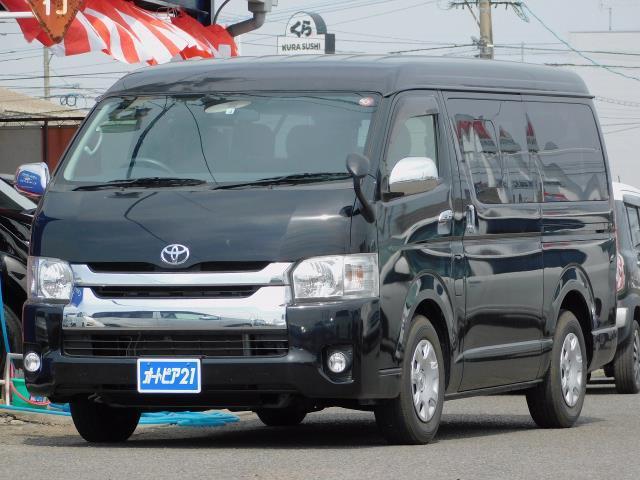 トヨタ GL ・ナビTV・ETC・バックカメラ・100V電源・オートAC・オートライト