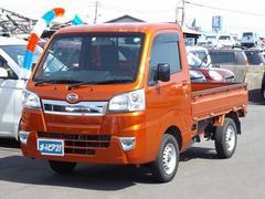 ハイゼットトラックスタンダード エアコン パワステ CD 4WD 作業灯 フォグランプ付