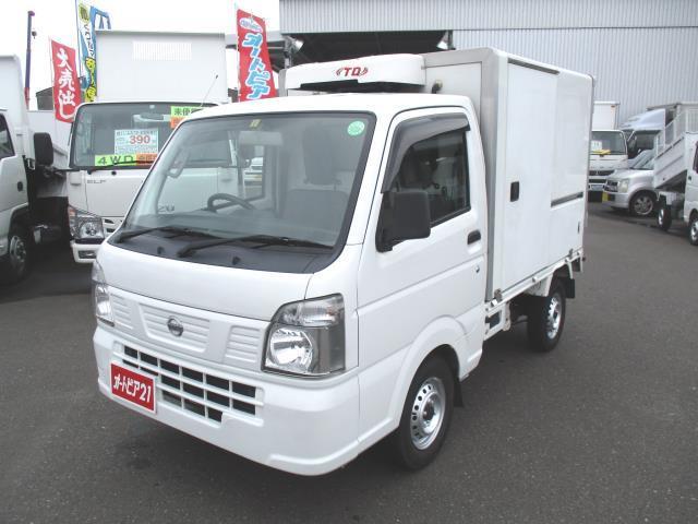 日産 NT100クリッパートラック  -5℃冷蔵冷凍車 1WAY サイドドア