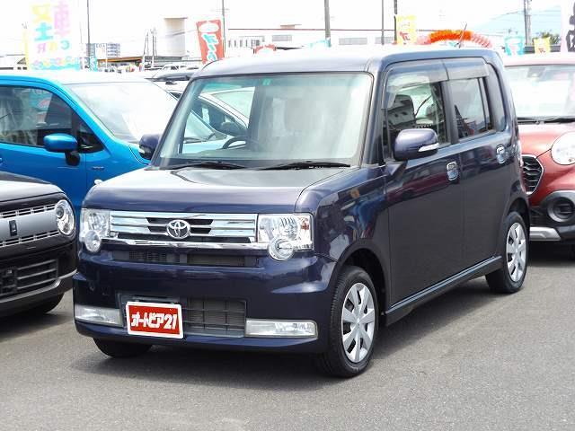 トヨタ カスタム X ナビ 地デジ エコアイドリング スマートキー オートエアコン付