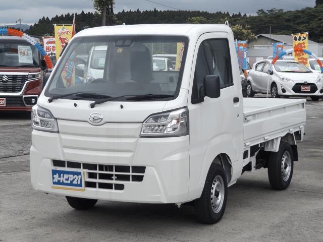 ダイハツ スタンダード 農用スペシャルSAIIIt エアコン パワステ 4WD スマートアシストIII ABS