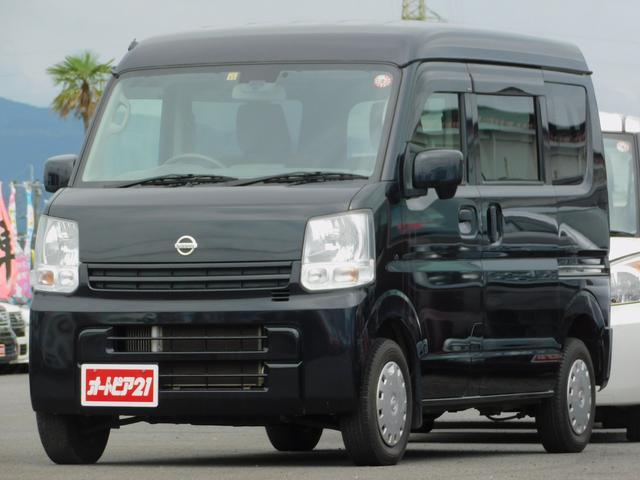 日産 GXターボ フルタイム4WD ターボ車 ETC カロッツェリア ナビTV Bluetooth Audio CD DVD 電動格納ミラー 後席セパレートシート オーバーヘッドシェルフ 走行67,000km AT車