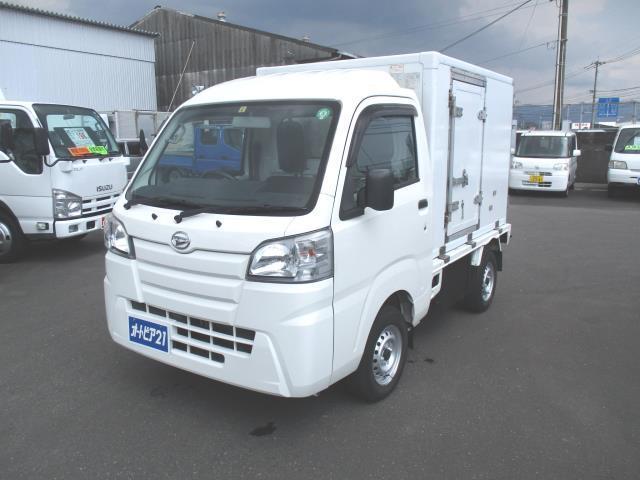 ダイハツ  -22℃冷蔵冷凍車 東プレ冷凍機搭載 1WAY