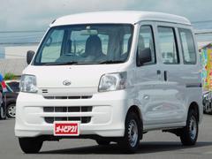 ハイゼットカーゴスペシャル イクリプス ナビ CD ETC AT車 ABS 車検整備付