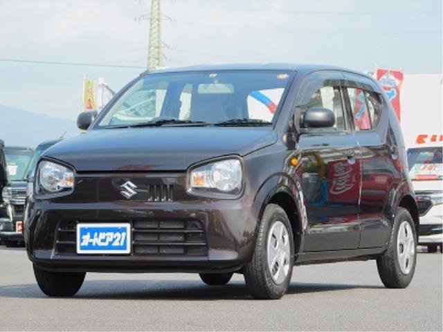 スズキ L 純正CD 運転席シートヒーター エネチャージ アイドリングストップ ETC キーレス 走行36300km