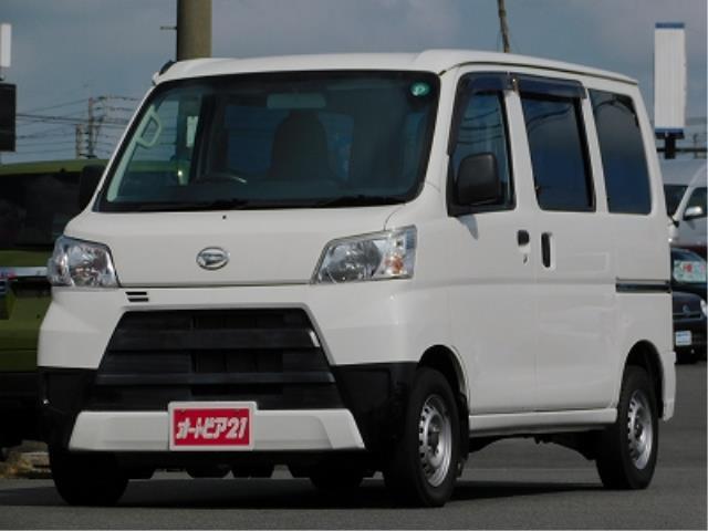 ダイハツ スペシャル AMFMラジオ AT車 アイドリングストップ ABS 2WD