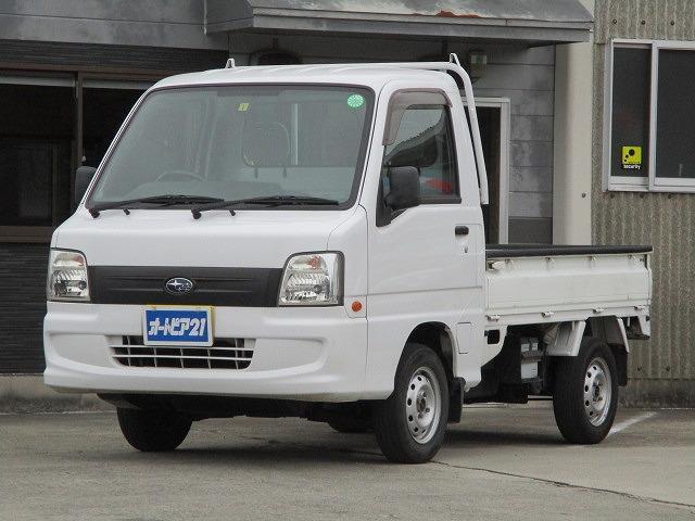 スバル サンバートラック TB 2WD エアコン パワステ エアバッグ